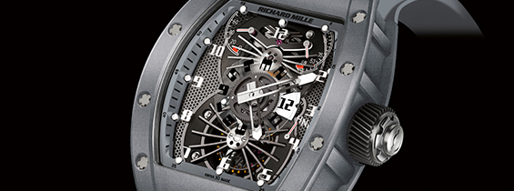 Richard Mille RM 022 Carbon Tourbillon Replica Watch Review