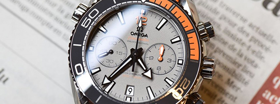 Omega Planet Ocean 600M Chronograph Replica Watch Review – EF