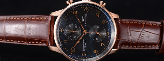 IWC Portugiesier Chronograph Replica Watch Review
