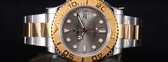Rolex Yacht-Master 40mm Replica Watch – JF