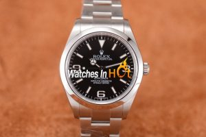 Swiss Rolex Explorer Replica Watch Review