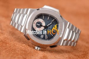 Replica Patek Philippe Nautilus 5980/1A-001 Watch Review - BP