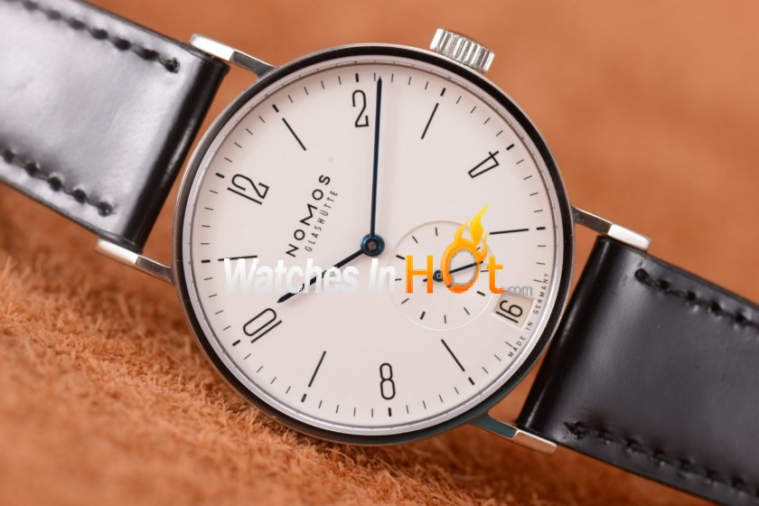 Nomos Glashutte Tangente 33 Automatic Replica Watch Review