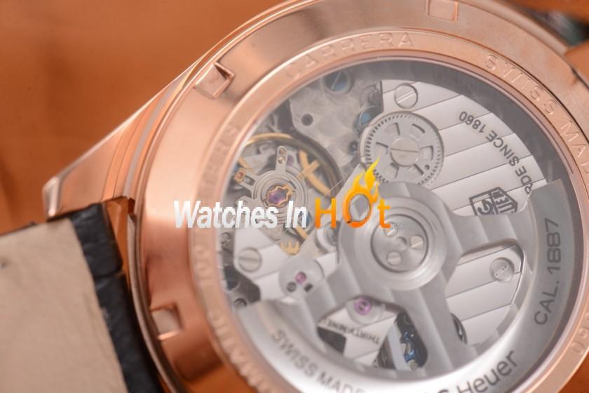 Review of Tag Heuer Carrera Calibre 1887 Chronograph Replica Watch - V6