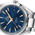 Omega Rio Inspired Seamaster Aqua Terra 150 M Replica Watch with Clone 8500 - EF