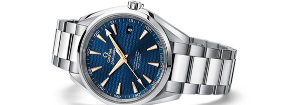 Omega Rio Inspired Seamaster Aqua Terra 150 M Replica Watch with Clone 8500 – EF