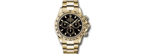 Rolex Cosmograph Daytona Replica with Clone Rolex 4130 From BP Maker