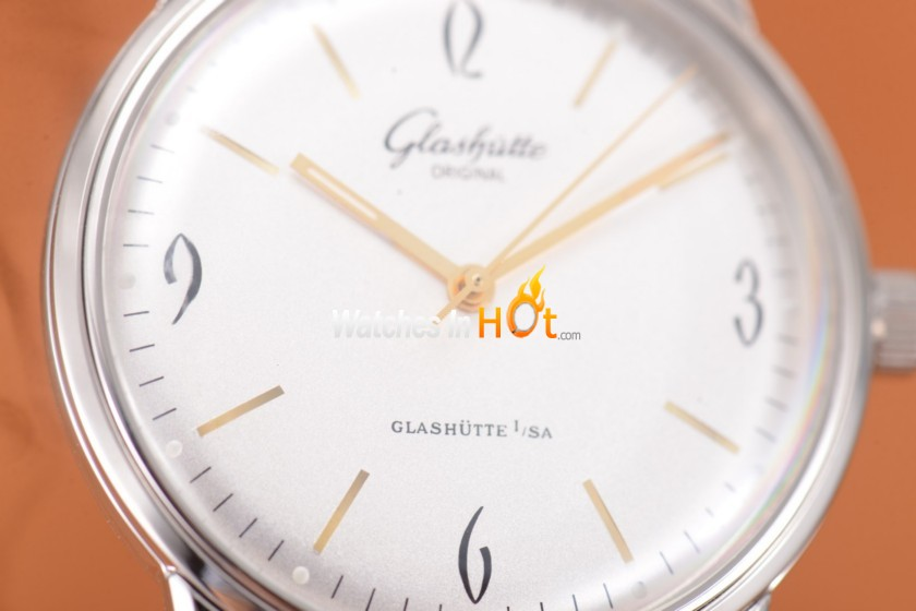 Glashutte Original Senator Sixties Replica Watch Review
