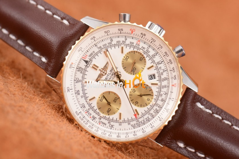 Review of Breitling Navitimer 01 Replica Watch - GF Maker