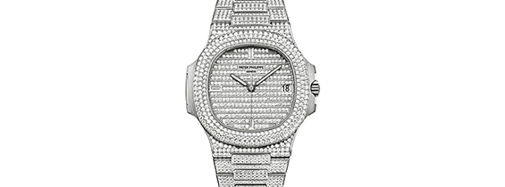 Patek Philippe Jumbo Nautilus Diamonds Replica Watch Review