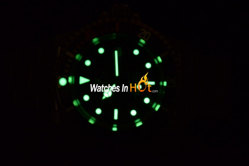 Rolex Sea-Dweller 4000 Replica with 3135 Movement - BP Maker