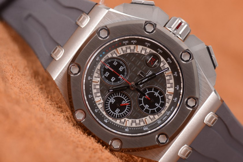 Replica Audemars Piguet Royal Oak Offshore Michael Schumacher LE