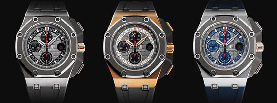 Replica Audemars Piguet Royal Oak Offshore Michael Schumacher LE – AP3126 (J12)