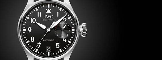 Video Review of IWC Big Pilot's Replica ref. IW500912