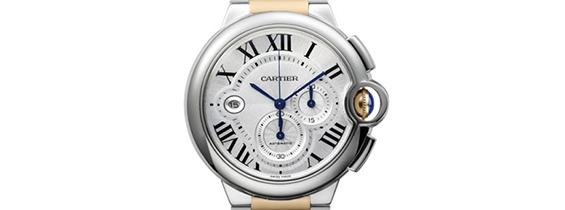 H Factory Cartier Ballon Bleu Chronograph Automatic Replica Watch – Video Review
