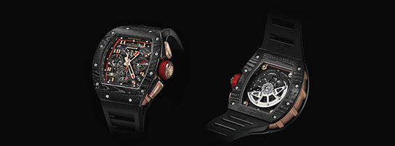 "Richard Mille RM-011 Romain Grosjean ""Lotus F1"" Replica Watch Video Review"