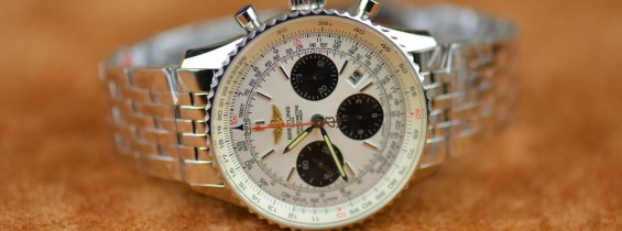 Breitling Navitimer 01 Chronograph Replica Watch – Sporty