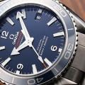Pretty Luxury Omega Seamaster Planet Ocean 600m Replica Watch