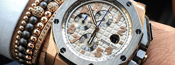 Outstanding Audemars Piguet Royal Oak Offshore LeBron James Replica