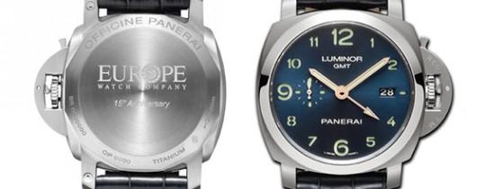 Panerai Luminor 1950 3 Days GMT PAM 437 Europe Watch Co P.9000 Replica Review