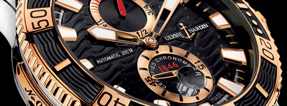 Ulysse Nardin Maxi Marine Diver – Luxury Replica Watch