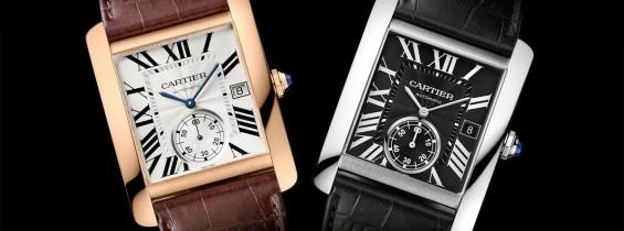 Cartier Tank MC Replica – The Top Elegant Dress Watch for Men