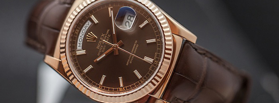 We All Love Gold Rolex – New Rolex Day-Date Replica Watch Review