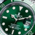 CF Replica Rolex Submariner Green Dial Steel Men's Watch - Clone 3135
