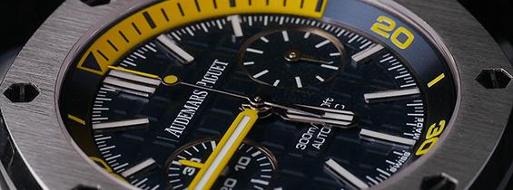 Audemars Piguet Royal Oak Offshore Diver Chronograph Replica with Clone 3126 – ZF Factory