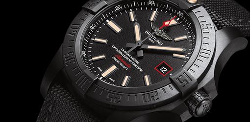 Breitling Avenger Blackbird Replica Watch Review - ETA 2824