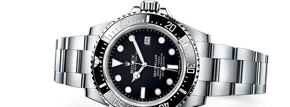 Rolex Sea-Dweller 4000 Replica with 3135 Movement – BP Maker