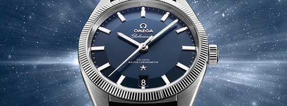 The Latest Review of Omega Globemaster Replica – AAAF