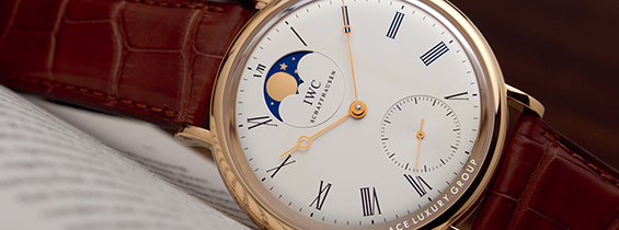 Video Review: IWC Portofino Vintage Moonphase Replica (AAAF)